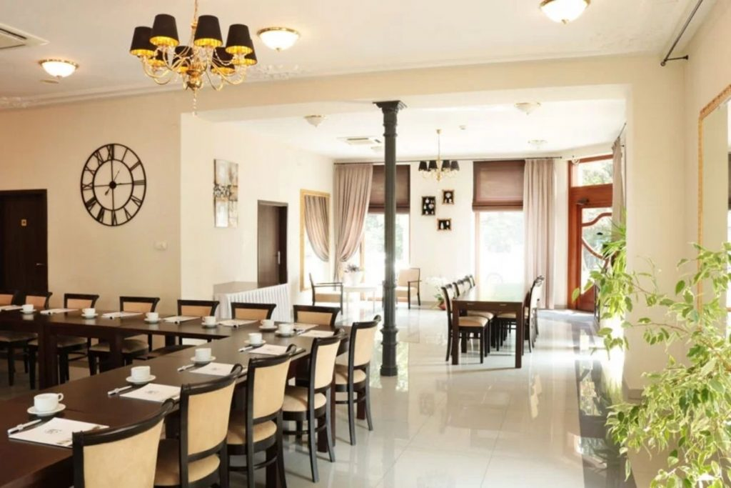 Sala konferencyjna Hotelu Gal w Tarnowie